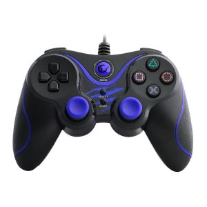 SNOPY RAMPAGE SG-R601 PS3/PC USB 1.8 JOYPAD- MAVİ