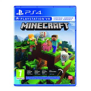 SONY PS4 Oyun : Minecraft Starter Collection