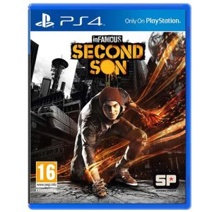 SONY PS4 Oyun : Infamous Second Son HITS