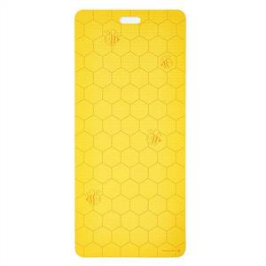 Merrithew Health   Fitness Eco Mat For Kids Bee Happy (yellow) ST FNS-KONPLTSTT401