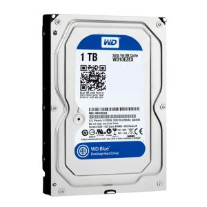 "WD Blue 3,5"" 1TB 64MB SATA III 6Gb/s 7200 RPM"