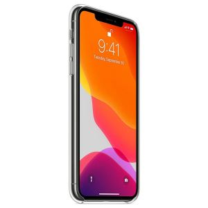 APPLE MX0H2ZM/A  İPHONE 11 PRO MAX SİLİKON KILIF - ŞEFFAF