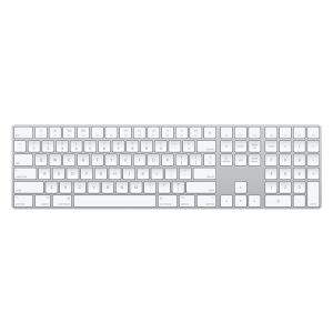 APPLE MQ052TQ/A SAYISAL TUŞ TAKIMLI MAGİC KEYBOARD-TR Q KLAVYE