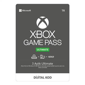 MICROSOFT XBOX GAME PASS ULTIMATE ( 3 AY )