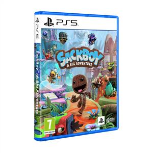 SONY PS5 Oyun : Sackboy: A Big Adventure