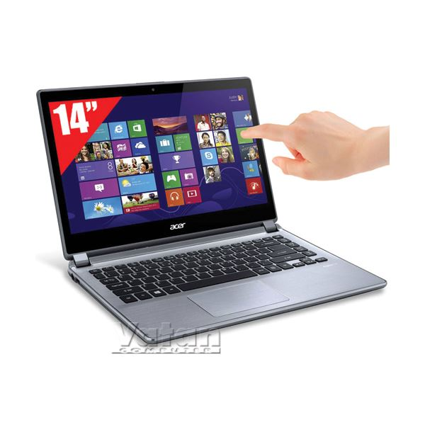 V5-472PG NOTEBOOK CORE İ5 3337U-8GB-500GB-14''-2GB-W8 NOTEBOOK BILGISAYAR
