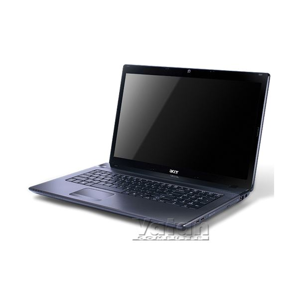 AS7750G CORE İ5 2410M-2.3GHZ-6GB DDR3-640GB-17.3