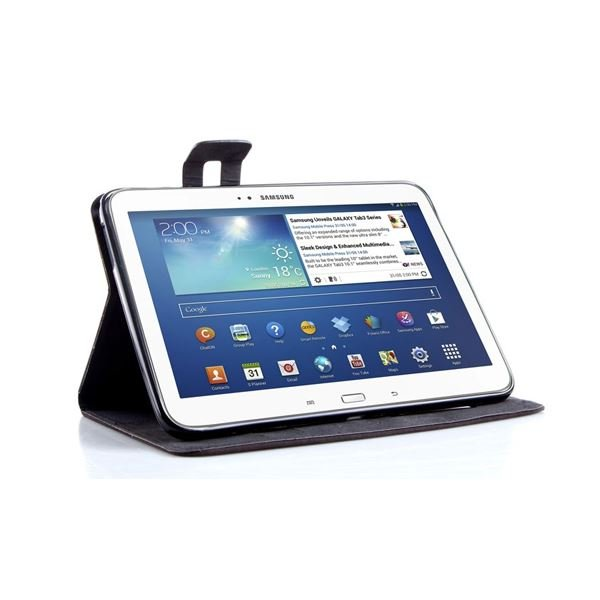 SMG-TAB3-04 GALAXY TAB3 10.1'' PC TABLET KILIFI- (GRİ)