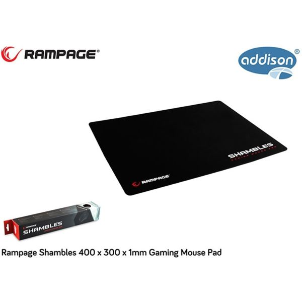 ADDISON RAMPAGE SHAMBLES 400X300X1MM GAMİNG MOUSE PAD