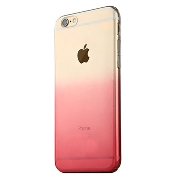 ADDİSON IP-672S PEMBE İPHONE 6S PLUS RENKLİ KORUMA KILIFI