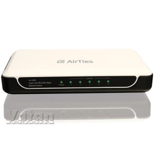 AIRTIES AIR 205 GIGABIT 5 PORT SWITCH