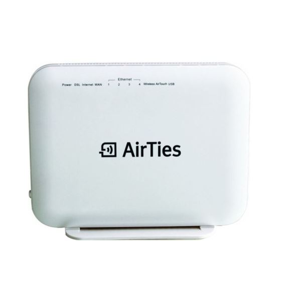 AIRTIES AIR 5650 300MBPS KABLOSUZ-N ADSL2+ 4 PORT MODEM / VDSL2 ROUTER