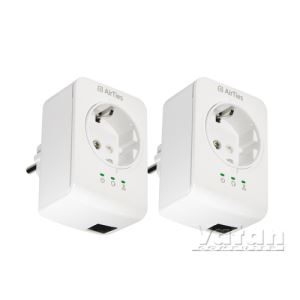 AIRTIES AIR 500 500MBPS 1 PORT POWERLINE ADAPTÖR KİTİ