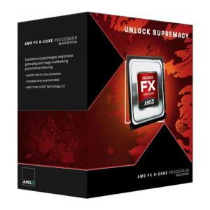 AMD FX X8 8350 Soket AM3+ 4GHz 16MB Önbellek 125W 32nm İşlemci
