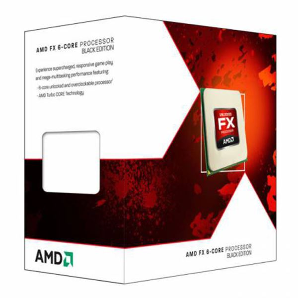 AMD FX X6 6300 Soket AM3+ 3.5GHz 14MB Önbellek 95W 32nm İşlemci