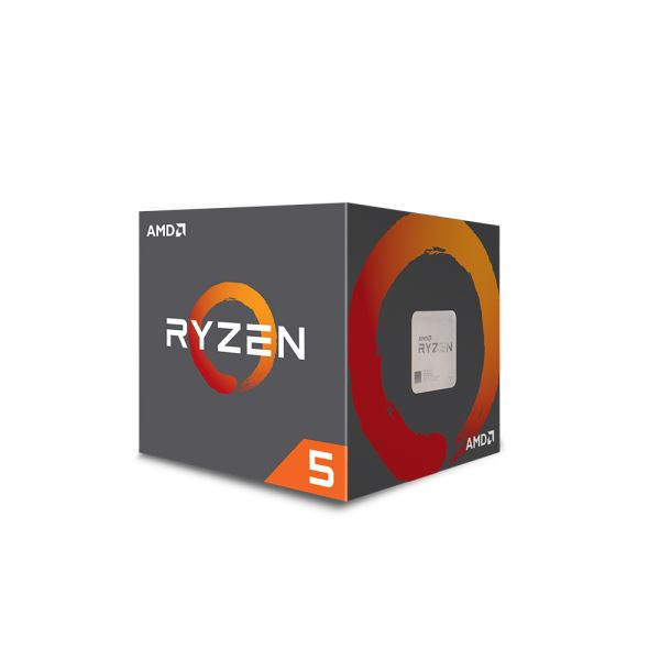 AMD Ryzen 5 1400 Soket AM4 3.2GHz - 3.4GHz 8MB 65W 14nm İşlemci
