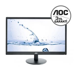 "AOC 23.6"" M2470SWH MVA PANEL 5ms/60Hz Full HD 2XHDMI-VGA MONİTÖR"