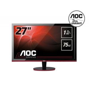 "AOC 27"" G2778VQ 75Hz 1 ms ADAPTİVE-SYNC Full HD  Gaming Monitör"
