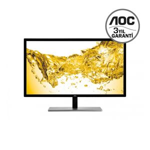"AOC 28"" U2879VF 1ms 4K Freesync DVI-HDMI-DP Port GAMING MONİTÖR"