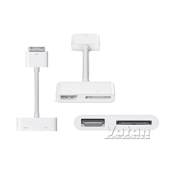 MC953ZM/A IPAD 2 DİJİTAL AV ADAPTÖR
