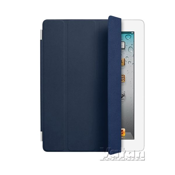 MD303ZM/A IPAD SMART COVER DERİ- (LACİVERT)