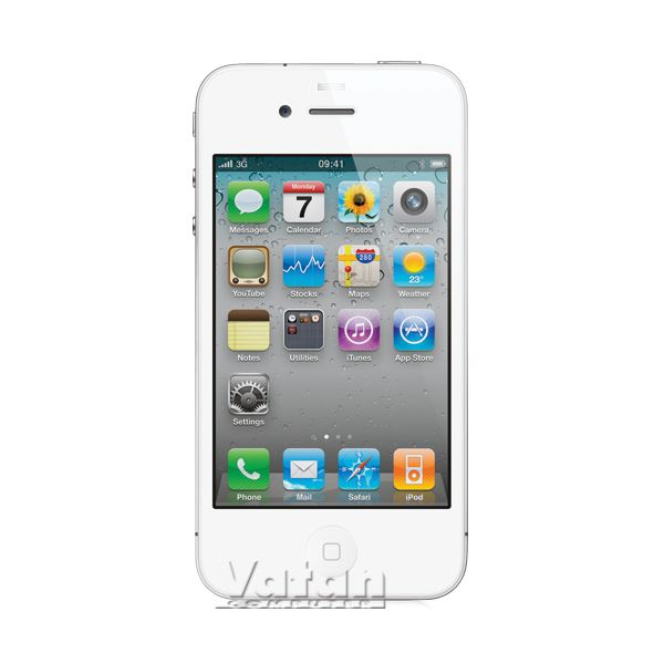 IPHONE 4S 16 GB CEP TELEFONU BEYAZ