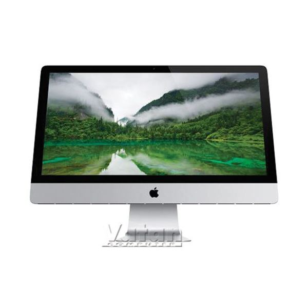INTEL CORE İ5 3470S 2.9 GHZ 8 GB DDR3 1TB HDD 512 MB NVIDIA iMac 27