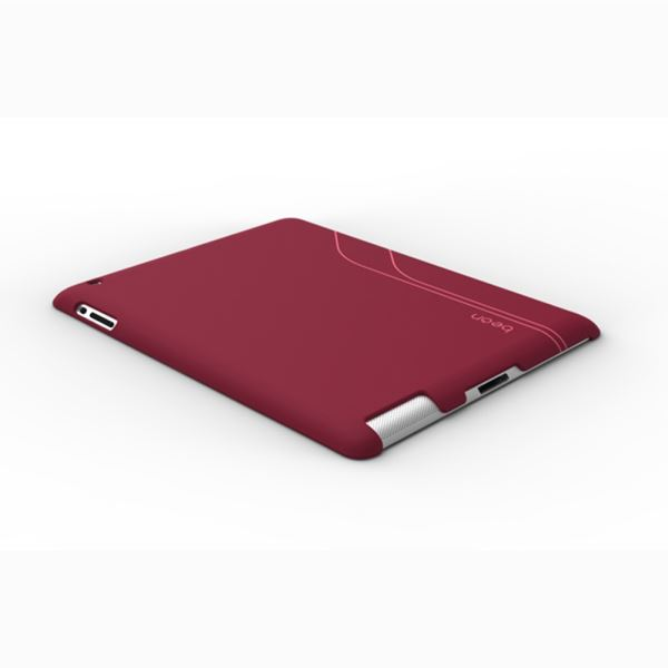 Ipad Kılıf Flow Burgundy