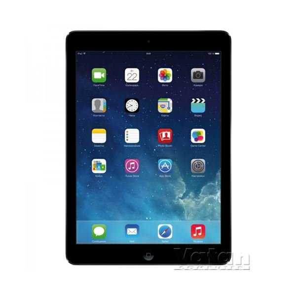 Ipad Air-16GB WIFI+4G-UzayGri-9.7''Retina-Bluetooth-10 SaateKadar Pil Ömrü-469Gr