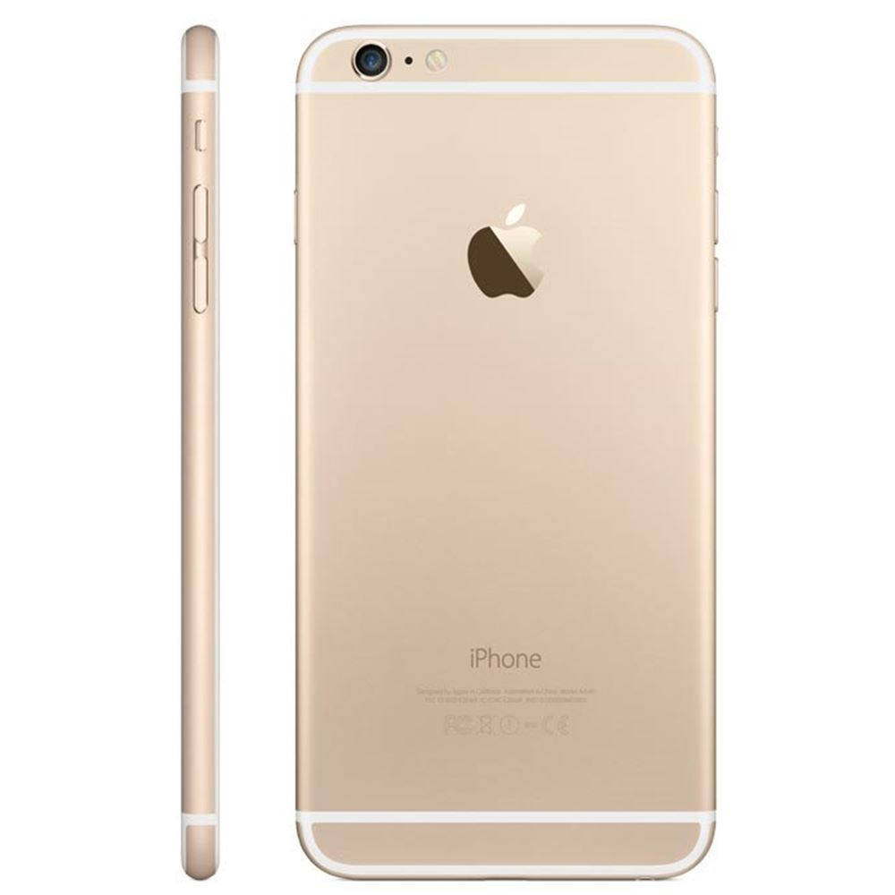 iphone 6 plus 16 gb akilli telefon gold vatan bilgisayar. Black Bedroom Furniture Sets. Home Design Ideas