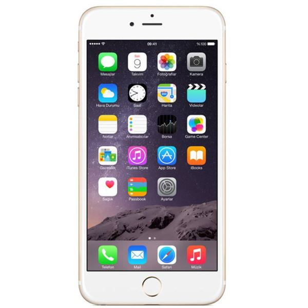 IPHONE 6 64 GB AKILLI TELEFON GOLD