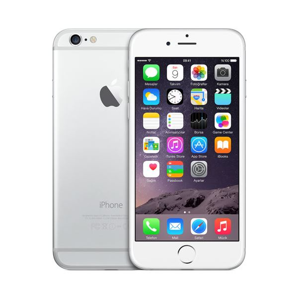 IPHONE 6 128 GB AKILLI TELEFON GRİ