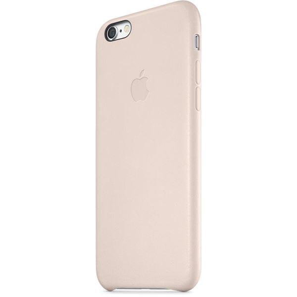 MGR52ZM/A IPHONE 6 LEATHER CASE- (PEMBE)