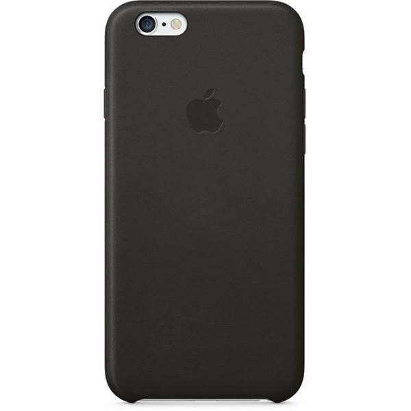 MGR62ZM/A IPHONE 6 LEATHER CASE- (SİYAH)