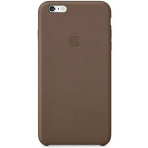 MGQR2ZM/A IPHONE 6 PLUS LEATHER CASE- (KAHVE)
