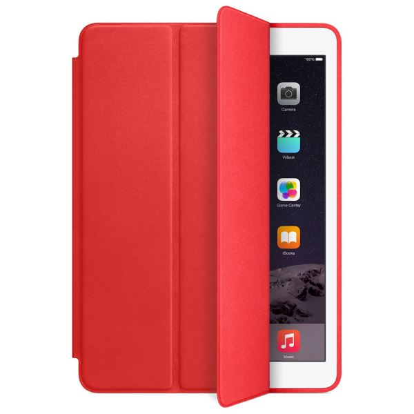 MGTW2ZM/A IPAD AİR 2 SMART CASE- (KIRMIZI)