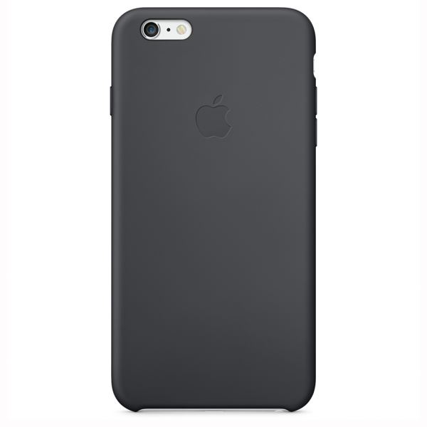 MGQF2ZM/A IPHONE 6 SİLİCONE CASE- (SİYAH)
