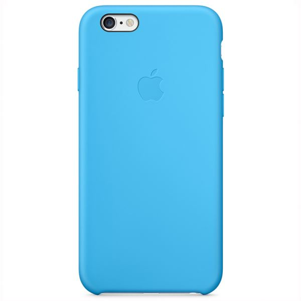 MGQJ2ZM/A IPHONE 6 SİLİCONE CASE- (MAVİ)