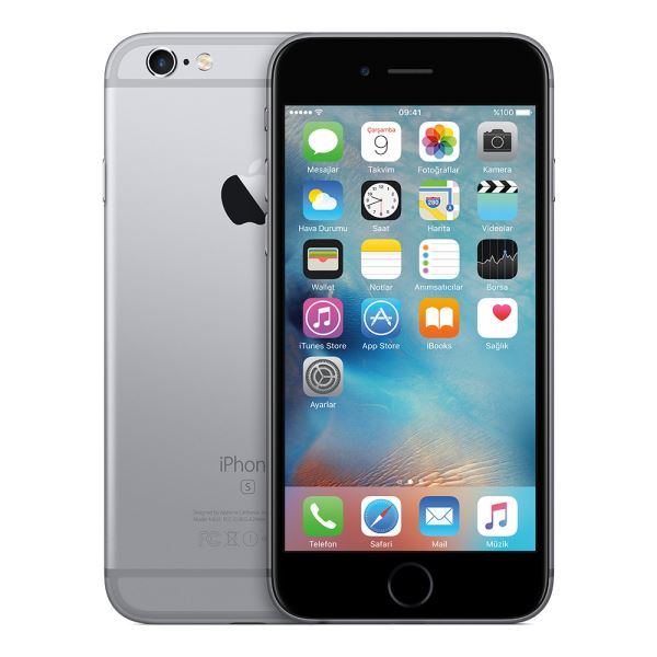 iPHONE 6S 16 GB AKILLI TELEFON UZAY GRİSİ