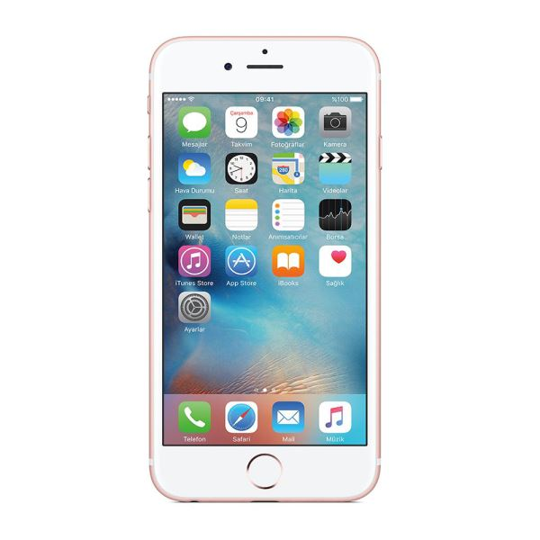 IPHONE 6S 128 GB AKILLI TELEFON ROSE GOLD