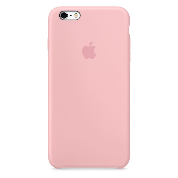 MLCY2ZM/A IPHONE 6S PLUS SİLİKON KILIF- (PEMBE)