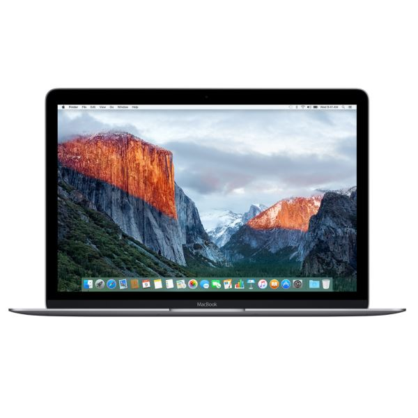 MACBOOK MLH72TU/A CORE M3 1.1GHZ-8GB-256GB SSD-12