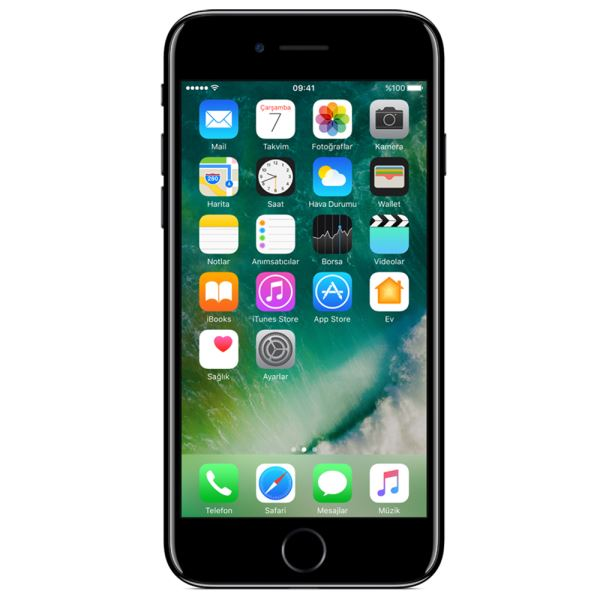IPHONE 7 128 GB AKILLI TELELFON SİMSİYAH (JET BLACK)