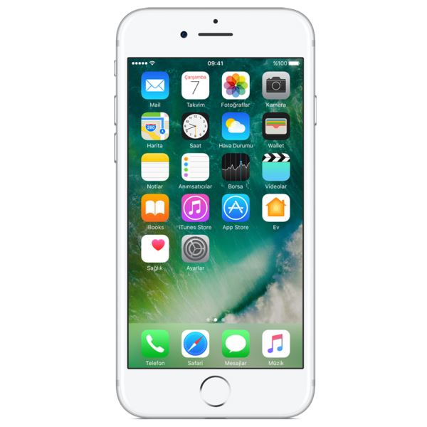 IPHONE 7 256 GB AKILLI TELEFON GÜMÜŞ