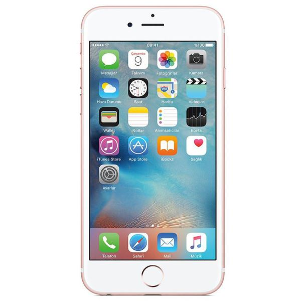 IPHONE 6S 32 GB AKILLI TELEFON ROSE GOLD