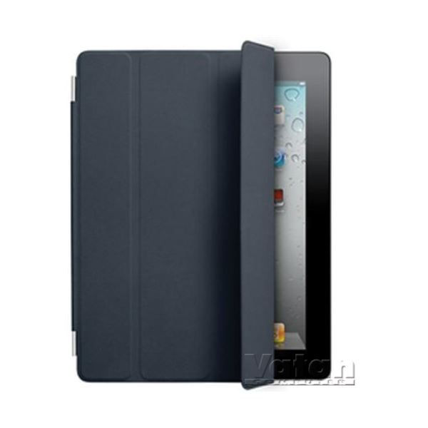 MC949ZM/A IPAD 2 SMART COVER DERİ- (LACİVERT)