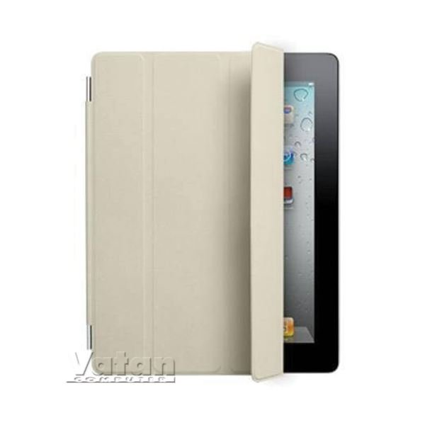 MC952ZM/A IPAD 2 SMART COVER DERİ- (KREM)