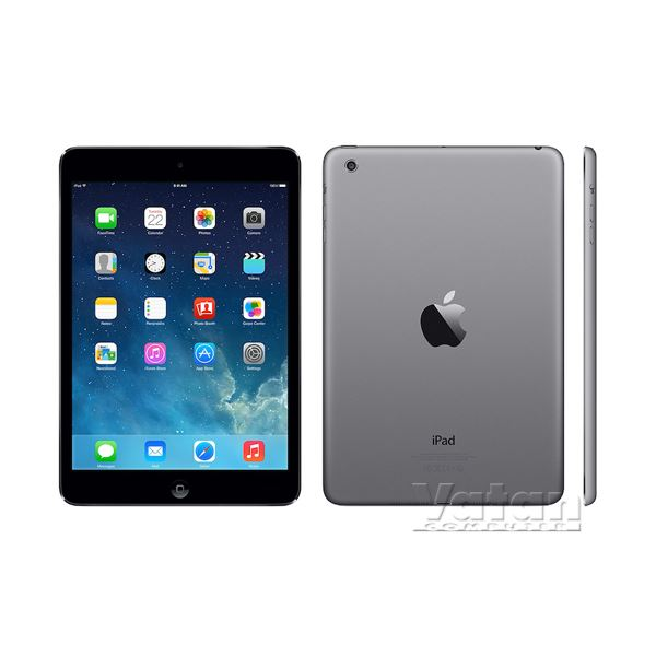 Ipad Mini Ret-16GB+4G UzayGri-7.9''Led-Bluetooth-10 Saate Kadar Pil Ömrü-331 Gr