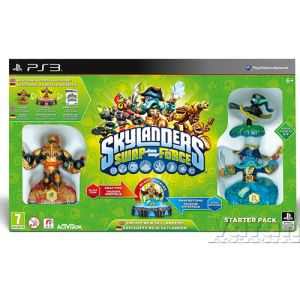 PS3 SKYLANDERS SWAP STARTER PACK