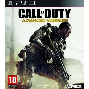 PS3 CALL OF DUTY ADVANCED WARFARE